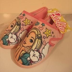 (NEW) Barbie Slippers